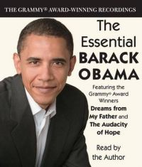 The Essential Barack Obama (English) Abridged Edition: Book by                                                       Barack Obama  is the junior U.S. senator from Illinois and the author of the  New York Times  bestsellers  The Audacity of Hope: Thoughts on Reclaiming the American Dream  and  Dreams from My Father . He lives in Chicago with his wife, Michelle, and two daughters, Malia and Sash... View More                                                                                                    Barack Obama  is the junior U.S. senator from Illinois and the author of the  New York Times  bestsellers  The Audacity of Hope: Thoughts on Reclaiming the American Dream  and  Dreams from My Father . He lives in Chicago with his wife, Michelle, and two daughters, Malia and Sasha.