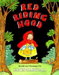 Marshall James : Red Riding Hood (Hbk): Book by James Marshall