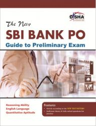 The New SBI Bank PO Guide to Preliminary Exam (English) 1 Edition (Paperback): Book by Disha Experts