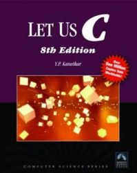 Let Us C: Book by Yashavant P. Kanetkar