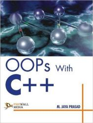 FOO-2879-225-OOPS WITH C++-JAY First Edition (Paperback): Book by Jaya Prasad M