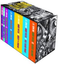 HARRY POTTER PB BOX SET -2013 ADULT - NEW: Book by J K Rowling