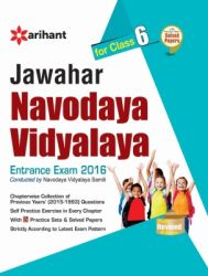 Jawahar Navodaya Vidyalaya Entrance Exam 2015 Conducted by Navodaya Vidyalaya Samiti For Class VI (English) (Paperback): Book by  An Editorial Team Of Highly Skilled Professionals At Arihant, Works Hand In Glove To Ensure That The Students Receive The Best And Accurate Content Through Our Books. From Inception Till The Book Comes Out From Print, The Whole Team Comprising Of Authors, Editors, Proofreaders And Various Other Invo... View More An Editorial Team Of Highly Skilled Professionals At Arihant, Works Hand In Glove To Ensure That The Students Receive The Best And Accurate Content Through Our Books. From Inception Till The Book Comes Out From Print, The Whole Team Comprising Of Authors, Editors, Proofreaders And Various Other Involved In Shaping The Book Put In Their Best Efforts, Knowledge And Experience To Produce The Rigorous Content The Students Receive. Keeping In Mind The Specific Requirements Of The Students And Various Examinations, The Carefully Designed Exam Oriented And Exam Ready Content Comes Out Only After Intensive Research And Analysis. The Experts Have Adopted Whole New Style Of Presenting The Content Which Is Easily Understandable, Leaving Behind The Old Traditional Methods Which Once Used To Be The Most Effective. They Have Been Developing The Latest Content & Updates As Per The Needs And Requirements Of The Students Making Our Books A Hallmark For Quality And Reliability For The Past 15 Years.