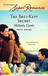 The Best-Kept Secret: Book by Melinda Curtis