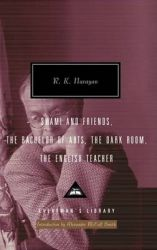 Swami and Friends, the Bachekor of Arts, the Dark Room, the English: Book by R Narayan