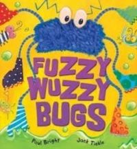 Fuzzy-Wuzzy Bugs HB English | Book by Paul Bright | Best