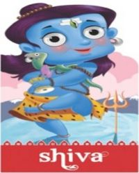 Cut Out Story Books Shiva English Paperback Book By Om Book