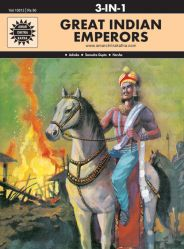 Great Indian Emperors (10012): Book by Anant Pai