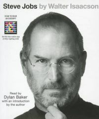STEVE JOBS, 20CD'S (UNABRIDGED) (English) Unabridged Edition: Book by Walter Isaacson