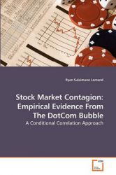 Stock Market Contagion: Empirical Evidence from the Dotcom Bubble: Book by Ryan Suleimann Lemand