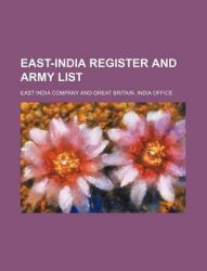 East-India Register and Army List: Book by East India Company