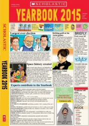 Scholastic Yearbook 2015 (English) (Paperback): Book by Scholastic