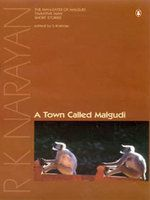 A Town Called Malgudi (English): Book by                                                      R.K. Narayan was born in Madras, South India, in 1906, and educated there and at Maharajas College in Mysore. His first novel, Swami and Friends and its successor, The Bachelor of Arts, are both set in the enchanting fictional territory of Malgudi and are only two out of the twelve novels he based t... View More                                                                                                   R.K. Narayan was born in Madras, South India, in 1906, and educated there and at Maharajas College in Mysore. His first novel, Swami and Friends and its successor, The Bachelor of Arts, are both set in the enchanting fictional territory of Malgudi and are only two out of the twelve novels he based there. In 1958 Narayans work The Guide won him the National Prize of the Indian Literary Academy, his countrys highest literary honor. In addition to his novels, Narayan has authored five collections of short stories, including A Horse and Two Goats, Malguidi Days, and Under the Banyan Tree, two travel books, two volumes of essays, a volume of memoirs, and the re-told legends Gods, Demons and Others, The Ramayana, and the Mahabharata. In 1980 he was awarded the A.C. Benson Medal by the Royal Society of Literature and in 1982 he was made an Honorary Member of the American Academy and Institute of Arts and Letters. Narayan died in 2001.