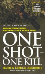 One Shot One Kill: Book by Sasser