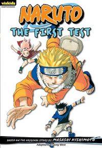 Naruto, Volume 10: The First Test: Book by Masashi Kishimoto