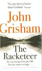 The Racketeer (English) (Paperback): Book by John Grisham