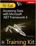 MCTS Self Paced Traning Kit: Exam 70-516 Accessing Data with Microsoft .Net Framework 4 (With CD) (English) (Paperback): Book by Glenn Johnson