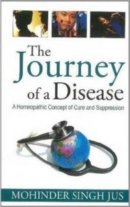 THE JOURNEY OF DISEASE: Book by Mohinder S. Jus
