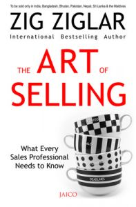 One of the best books on the mindset needed for selling