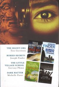 Reader's Digest Condensed Books - Select Editions - The Silent Girl, Buried Secrets, The Little Village School