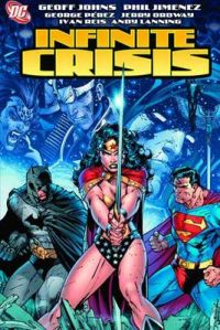 Infinite Crisis: Book by Geoff Johns
