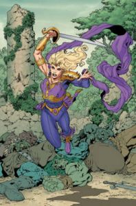 Sword of Sorcery Vol. 1: Amethyst (The New 52): Book by Christy Marx
