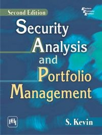 Security Analysis and Portfolio Management (English) 2nd Edition (Paperback): Book by S. Kevin