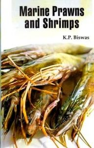 Marine Prawns and Shrimps: Book by K.P. Biswas