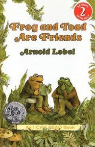 Frog and Toad Are Friends: Book by Arnold Lobel