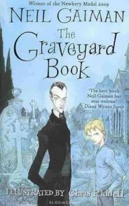 GRAVEYARD BOOK THE (English) (Paperback): Book by Neil Gaiman