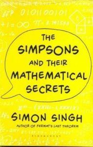 Simpsons Their Math Secrets: Book by Simon Singh
