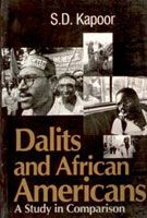 Dalits And African American: Book by S.D. Kapoor
