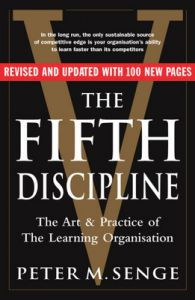 The Fifth Discipline: The art and practice of the learning organization (English) (Paperback): Book by Peter M. Senge