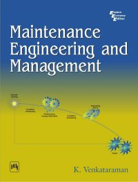 MAINTENANCE ENGINEERING AND MANAGEMENT: Book by K. Venkataraman