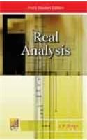 Real Analysis | Book by J P  Singh | Best Price in India | 9788180522703