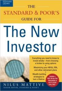 The Standard & Poor's Guide for the New Investor (English) (Paperback): Book by MATTIVE NILUS