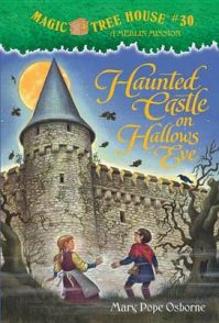 Haunted Castle on Hallows Eve: Book by Mary Pope Osborne