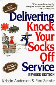 Delivering Knock Your Socks Off Service (English) 2nd Revised edition Edition (Paperback): Book by Zemke Anderson