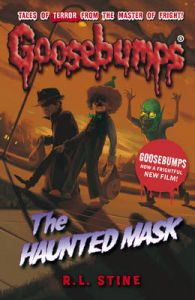 The Haunted Mask: Book by R. L. Stine