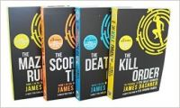 Maze Runner (English) (Boxed Set): Book by James Dashner