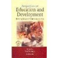 Perspectives on education and development (English): Book by Ved Prakash