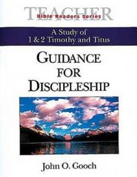 Guidance for Discipleship - Leader: Book by Jackson