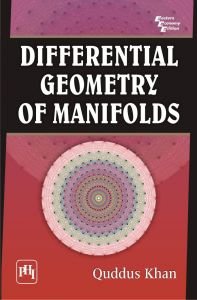 DIFFERENTIAL GEOMETRY OF MANIFOLDS: Book by KHAN QUDDUS