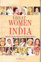 Great Women of India: Book by K.S. Bhalla