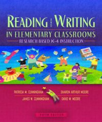 Reading and Writing in Elementary Classrooms: Research-based K-4 Instruction: Book by Patricia M Cunningham