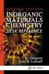 Inorganic Materials Chemistry Desk Reference, Second Edition: Book by D. Sangeeta