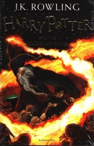 Harry Potter and the Half Blood Prince: Book by J.K. Rowling