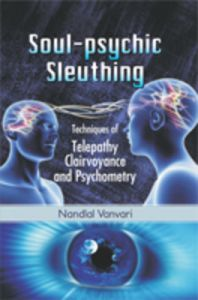 Soul-psychic Sleuthing (English) (Hardcover): Book by Nandlal, Vanvari