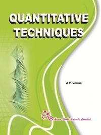 Quantitative Techniques (English) 2nd Edition (Paperback): Book by Verma