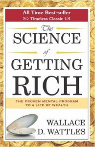 The Science of Getting Rich (with CD) English: Book by Wallace Delois Wattles